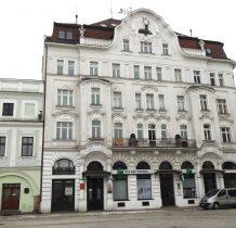 kamienice na rynku-dawniej Hotel pod Brunatnym Jeleniem