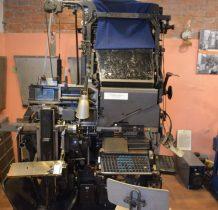 w 1914 roku w Cieszynie działały liczne drukarnie
