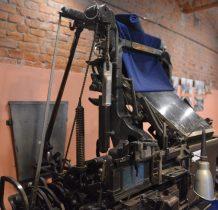 linotyp i monotyp to przełomy w drukarstwie