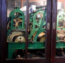 zegar zainstalowano w latach 1819-1840