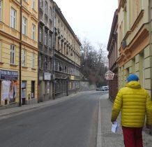 ulica Przykopa Cieszyńskiej Wenecji