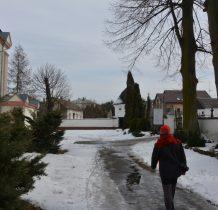 Chechło-starodrzew i zabytkowy mur