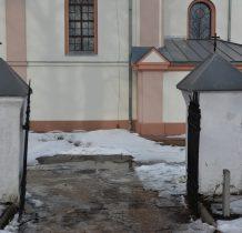 Chechło-brama cmentarna