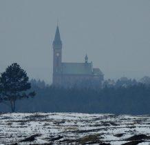 kościół w Błędowie -zbliżenie