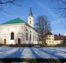 Kościół Ewangelicko -Augsburski z lat 1833-1838