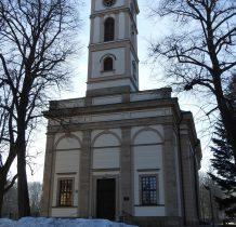wieża z dzwonami pojawiła się w 1861 roku