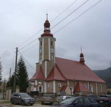 kościół i droga obok,która pójdziemy na Górę Oliwna