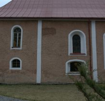 okna ściany bocznej