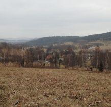 widok na okolicę z Góry Oliwnej