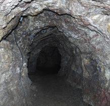 kopalniane korytarze