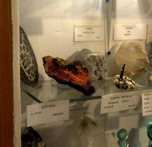 minerały