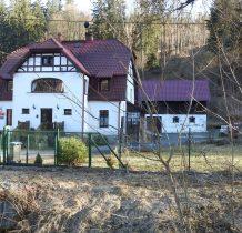 Kletno-budynek dawnego pensjonatu Villa Agnes z 1920 roku-obecnie leśniczówka