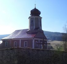 Nowy Gierałtów-kościół z 1916 roku