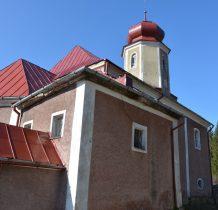 Nowy Gierałtów-kościół