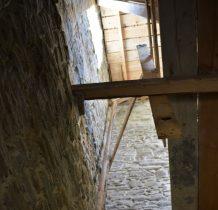drewniane konstrukcje rusztowań