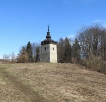 dzwonnica na małymwzniesieniu
