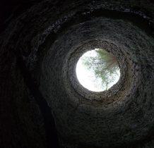 drzewa zerkaja od góry