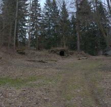 pozostałości po dawnej wsi