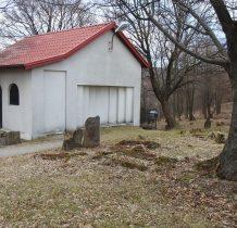 Rymanów-zdjęcia cmentarza zza płotu
