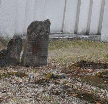 Rymanów-cmentarz żydowski założony już w XVI wieku