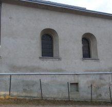 Rymanów-synagoga -jedna z najstarszych w Polsce-zbudowana pod koniec XVI wieku