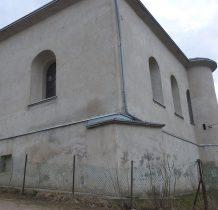 Rymanów-synagoga--kończymy na dzisiaj -padamy z nóg