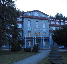 Szpital Uzdrowiskowy-dawne Sanatorium I z 1926 roku