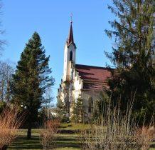 pierwotnie służył jaka kaplica uzdrowiskowa
