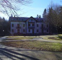 Sanatorium Uzdrowiskowe Leliwa z 1897 roku