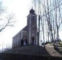 Stary Gierałtów-kościól z 1798 roku