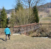 jeden z licznych mostków
