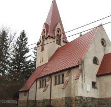 dawny kościół ewangelicki z 1915 roku