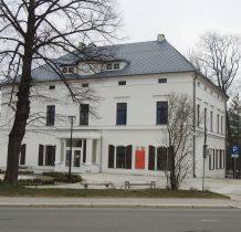 dawny pałac właścicieli dóbr Stronie Ślaskie