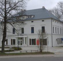 pałac powstał w 1838 roku z inicjatywy królowej Marianny Orańskiej
