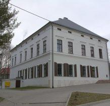 w 1910 r pałac został przebudowany