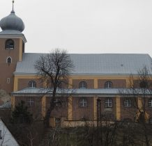 kościół parafialny z 1732 roku
