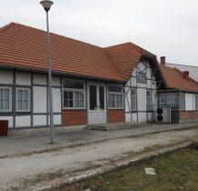 budynek dawnego dworca kolejowego z 1897 roku