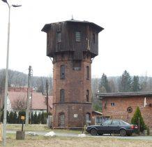 kolejowa wieża ciśnień z 1909 roku
