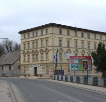 dawny budynek szkolny