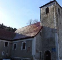 kościół pochodzi z 1766 roku
