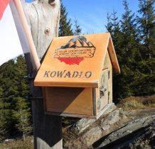 oficjalnie szczyt najwyższy Gór Złotych-988 m n.p.m-