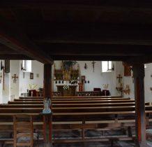 zagladamy do kościoła bocznymi drzwiami