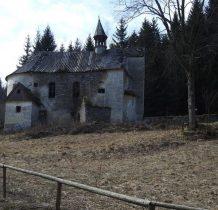 Janowa Góra-zabytkowe ruiny kościoła z 1826 roku