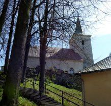 Radochów-kościół z 1614 roku