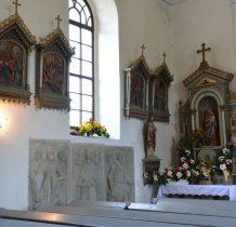 Radochów-w kościele