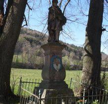 wracamy do wioski-św.Nepomucen z 1734 roku