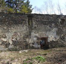 pozostały ściany