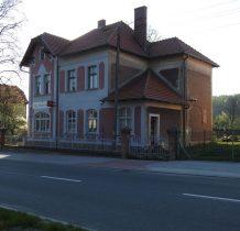 zabytkowy budynek poczty