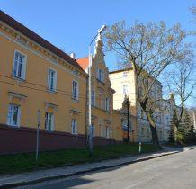 Zakład Opiekuńczo-Leczniczy w zabytkowych budynkach