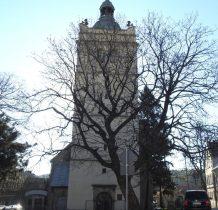 dawny kościół ewangelicki z lat 1513-1517